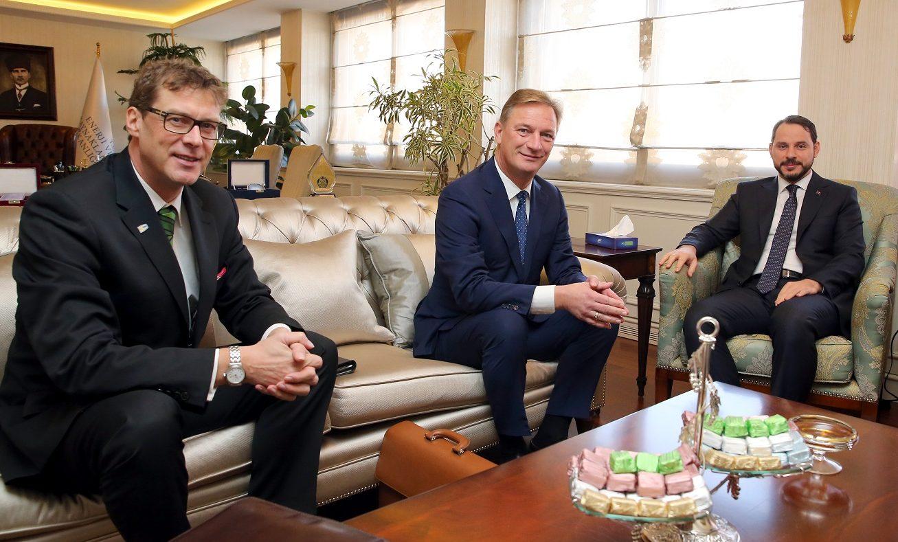 EWE Grubu'ndan  Türkiye'ye 120 milyon Euro yatırım