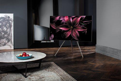 Samsung Electronics, CES 2017'de tanıttığı QLED TV ile  Ev Eğlence Sistemlerinde Yeni Bir Dönemi Başlatıyor