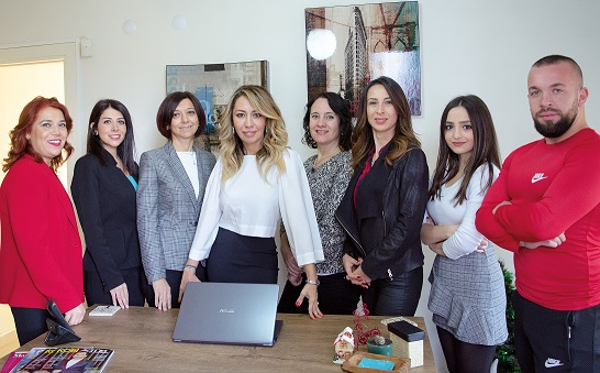 RENA HR Şirket Sahibi Berna Gün: 'Çalışan Sadakati İçin Kurum İmajı Kapsamında Yenilikçi Projeler Yapıyoruz'
