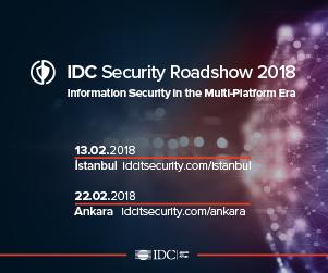 IDC Türkiye, BT Güvenlik Konferansı İstanbul ve Ankara'da Gerçekleşecek