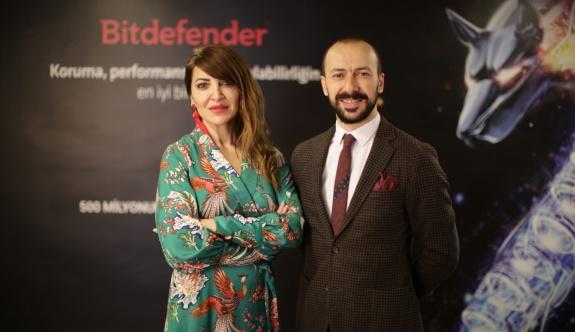 BITDEFENDER TÜRKİYE'YE ÜST DÜZEY TRANSFER