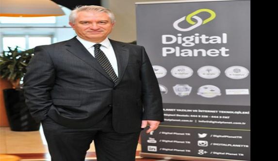 Digital Planet CEO'su Şerif A. Beykoz KOBİ'lere Rekabette Güç Kazanacakları Hizmetler Sunuyoruz.