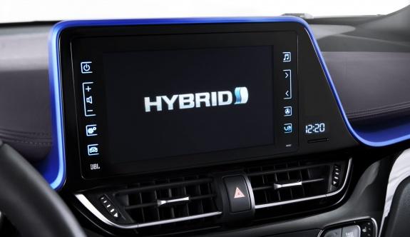 Toyota'nın Avrupa'daki Hibrit Satışları Rekora Koşuyor