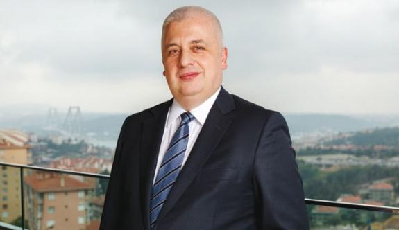 Kibar Holding CEO'su Tamer Saka, Amerikan Türk Konseyi'nin Başkan Yardımcılığına getirildi