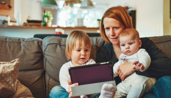 Çocuklar Sokakta Oynamayı Tablete Tercih Ediyor