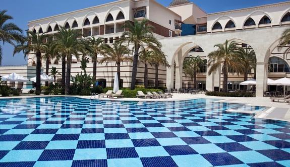 Kempinski Hotel The Dome Belek'te rüya gibi bir yaz başlıyor.