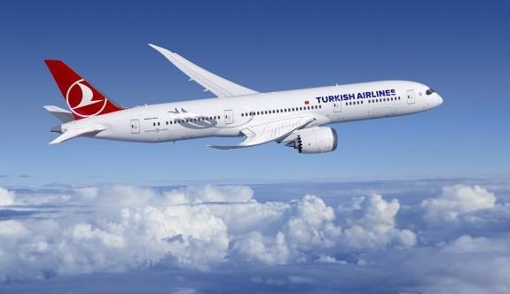 THY, İLK BOEING 787-9 DREAMLINER'I FİLOSUNA KATTI