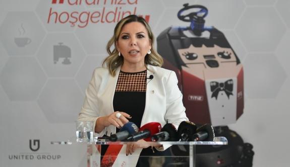 İSTANBUL HAVALİMANI'NIN YENİ PERSONELİ: UFS TİTİZ