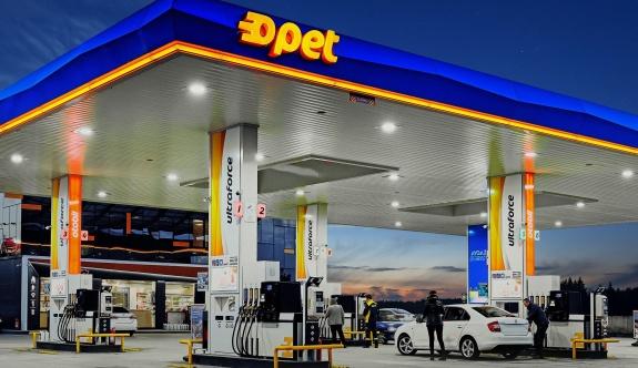 Akaryakıt sektöründe Türkiye'nin 'En Değerli ve Güçlü Markası' OPET