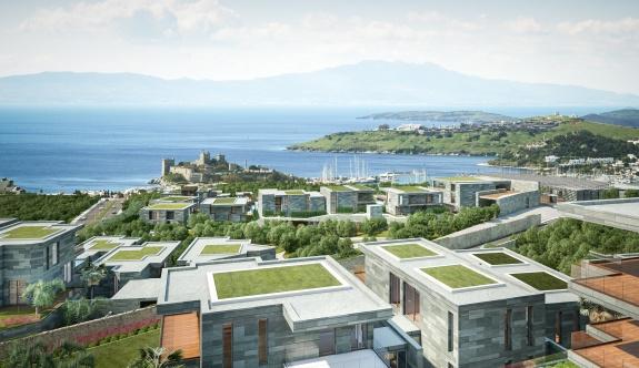 Bodrum'u 12 Ay Yaşatacak Proje  Swissôtel Residences Bodrum Hill
