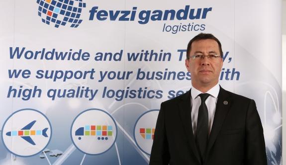 Fevzi Gandur Logistics hizmetlerini yurt dışına taşıyacak
