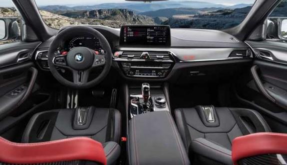 Yeni BMW M5 CS Türkiye'de yollara çıkmaya hazırlanıyor