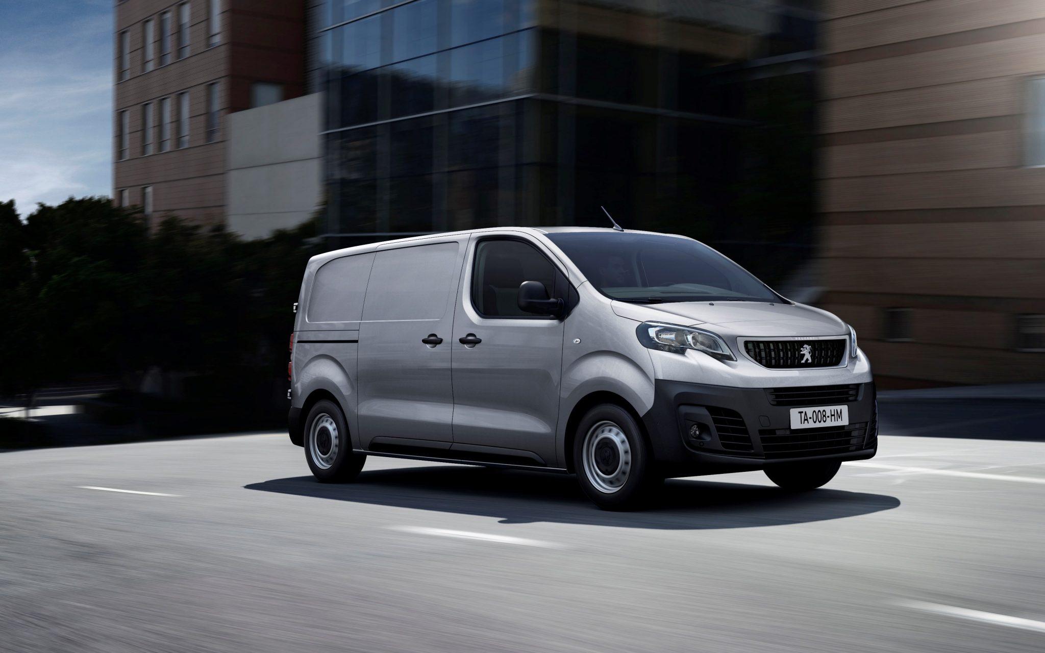 Peugeot,Yeni Expert ile Hafif Ticari Araç Pazarında  Çıtayı Yükseltiyor
