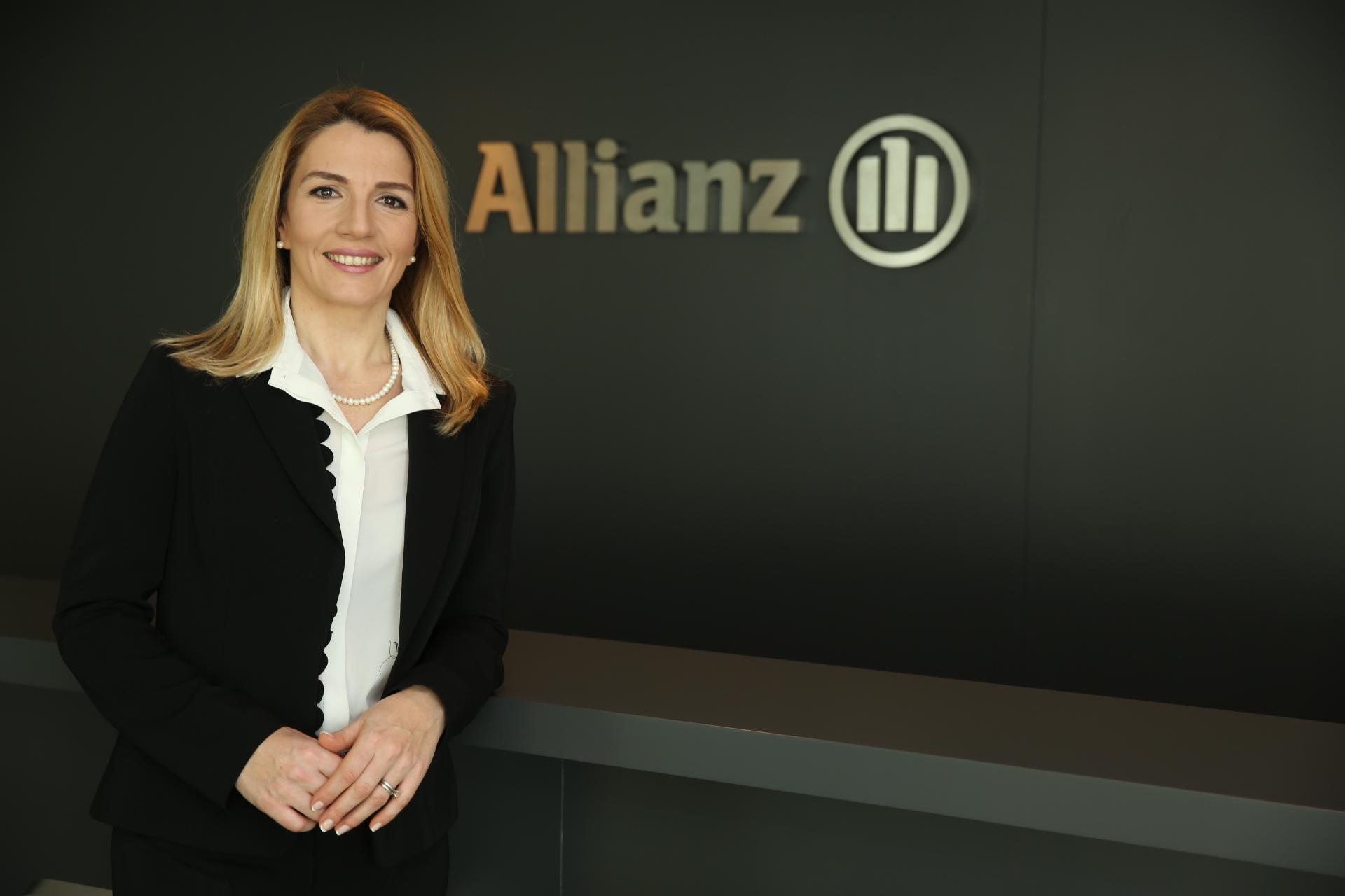 Allianz Türkiye CEO'su Aylin Somersan Coqui: 'Sigorta, KOBİ'lerin devamlılığı için lüks değil; şart'