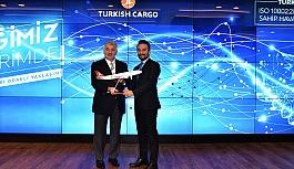 Turkish Cargo, Müşteri Memnuniyeti Yönetim Sertifikasına (ISO 10002) sahip oldu